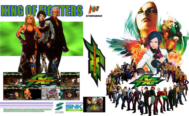 King of Fighters XI XX/2