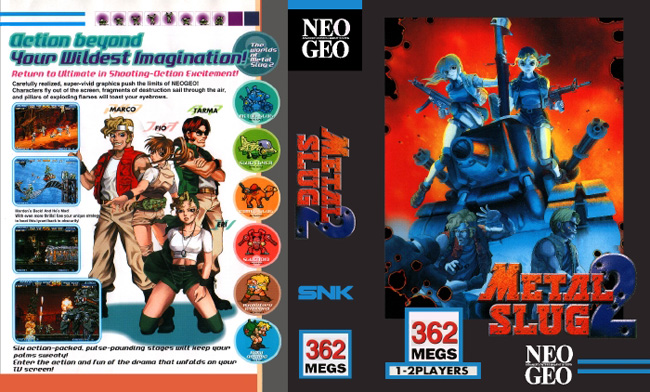 Metal Slug 2 BB