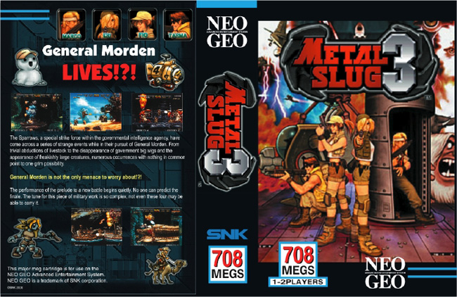 Metal Slug 3 MM