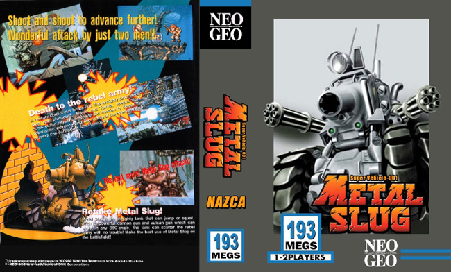 Metal Slug MY