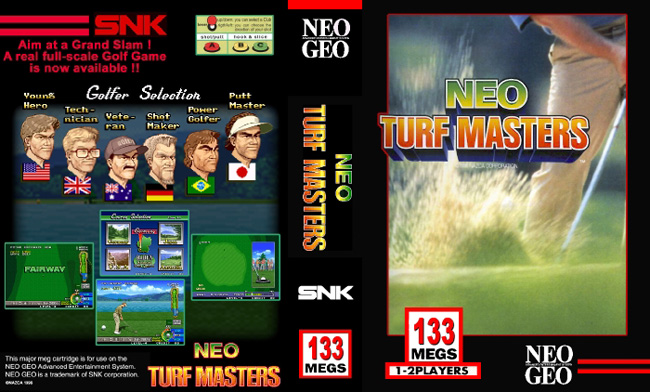Neo Turf Masters DW