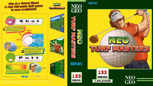 Neo Turf Masters TP