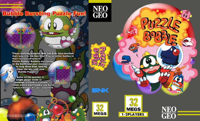 Bust-A-Move/Puzzle Bobble NC
