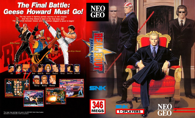 Real Bout Fatal Fury NC