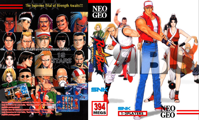 Real Bout Fatal Fury Special NC