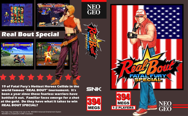 Real Bout Fatal Fury Special SS