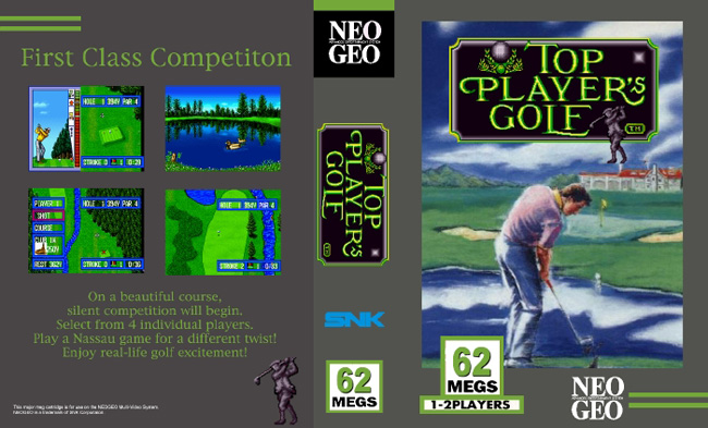 Top Player's Golf LE